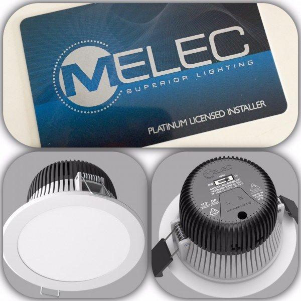 MELEC Lighting MR Multi gold coast